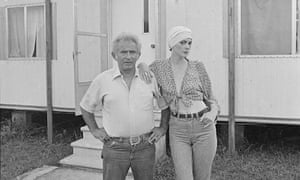 Norris Church and Norman Mailer in 1976.