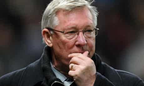 Alex Ferguson: Manchester United manager