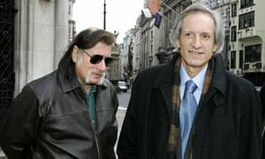 Richard Leigh and Michael Baigent