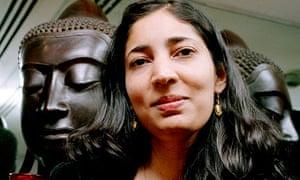 Kiran Desai, winner of the Man Booker Prize 2006,