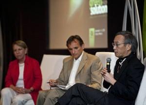COP16 updates: US energy secretary Steven Chu (right)