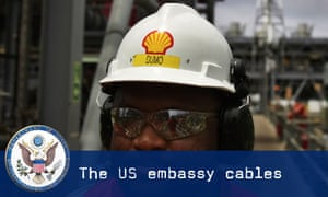 Shell US embassy cables