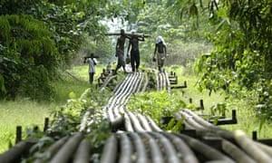 Nigerian oil, Shell