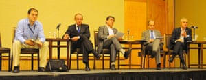 COP16 updates: Panel at a 'Building Bridges' event