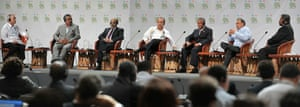 COP16 updates: Lord Stern hosts a discussion on global warming