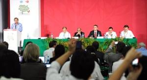 COP16 updates: UN secretary-general Ban Ki-moon