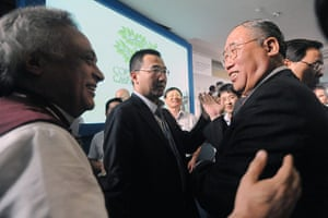 COP16 updates: Jairam Ramesh and Xie Zhenhua