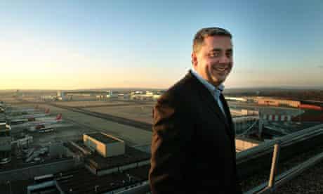 Stewart Wingate Gatwick Airport