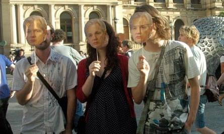 Rally in support of Wikileaks founder Julian Assange in Australia