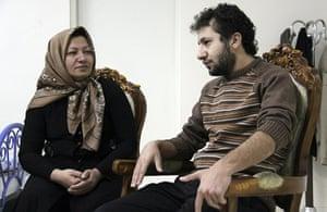 Astiani Stoning Iran: Sakineh Mohammadi-Ashtiani, sentenced to death by stoning for adultery