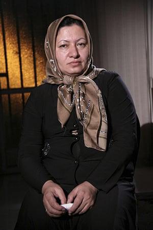 Astiani Stoning Iran: Sakineh Mohammadi Ashtiani