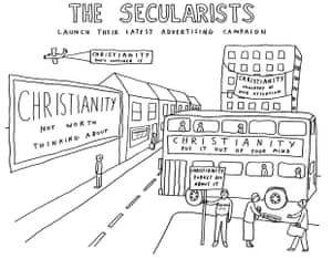 This cartoon, by David Walker, originally appeared in the Church Times