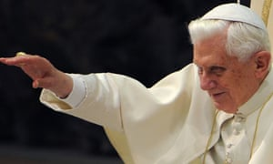 Pope Benedict XVI has called on Catholic priests in Britain to continue debating equality laws