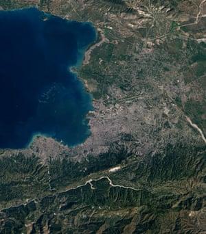 Satellite Eye on Earth: Port-Au-Prince, Haiti