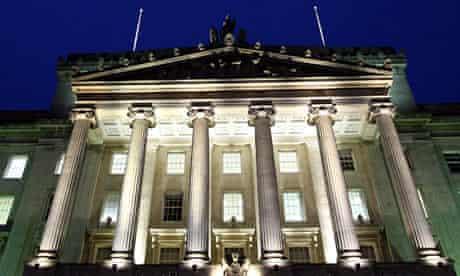 Parliament buildings at Stormont