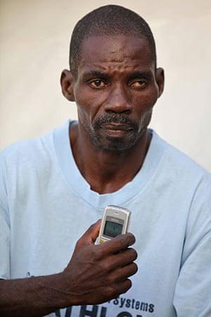 Haiti - What I saved: Luc Bien-Aime