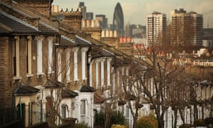 House repossessions have been on the rise as property market continues to suffer in the recession