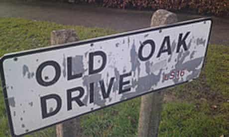 old oak drive leeds