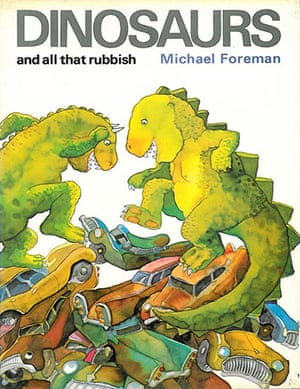 Michael Foreman: Dinosaurs