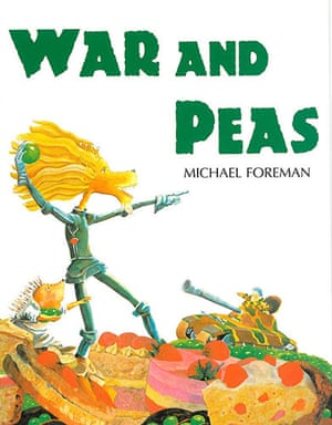 Michael Foreman: War and Peas