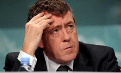 John Denham has backed unitary authorities for Exter and Norwich