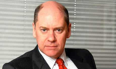 MI5 director general Jonathan Evans