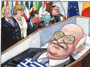 12.02.10 Steve Bell on the Euro