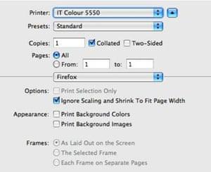 Crossword printing instructionns for mac