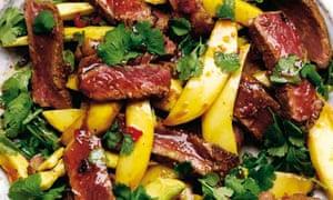 Hugh FW: Mango salad