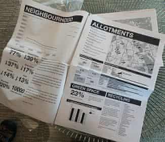 The Postcode Paper