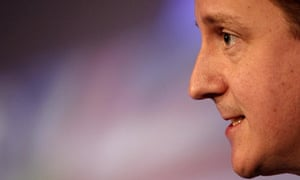 David Cameron at Scottish Conservative Party Spring conference