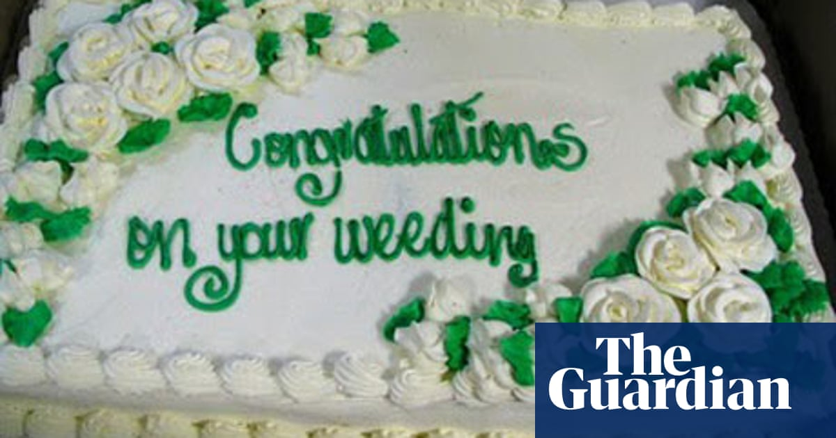 Wedding catering nightmares | Life and style | The Guardian
