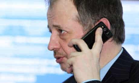 Vladimir Lisin, Russia's richest man
