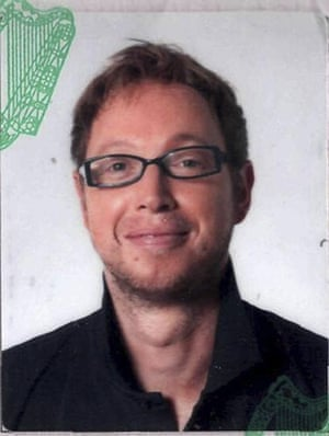 Mahmoud al-Mabhouh: Evan Dennings of Irish nationality, one of eleven suspects