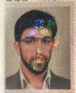 Mahmoud al-Mabhouh: Jonathan Louis Graham of British nationality, one of eleven suspects