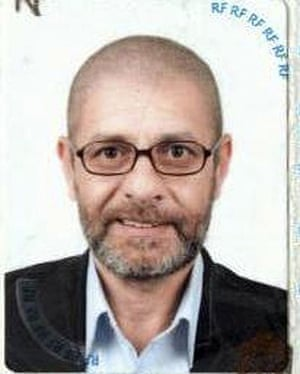 Mahmoud al-Mabhouh: Peter Elvinger of French nationality, one of eleven suspects