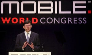 Mobile World Congress in Barcelona