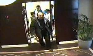 CCTV footage of alleged Dubai assassins