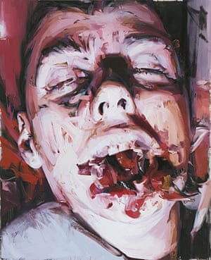 JG Ballard: Crash: Jenny Saville, Witness (2009)