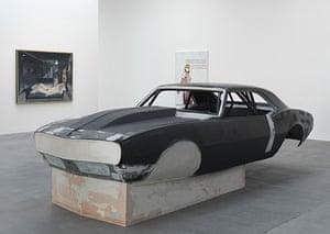 JG Ballard: Crash: Richard Prince, Elvis (2007)