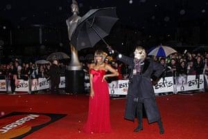 Brit Awards Style: Alexandra Burke The Brit Award 2010