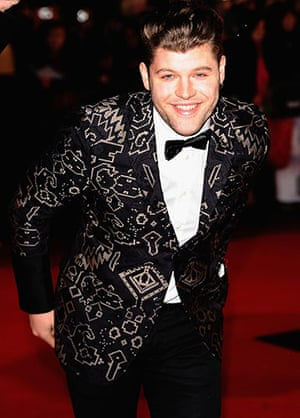 Brit Awards Style: The Brit Awards 2010 Daniel Merriweather