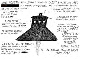 UFOs: MoD UFO files