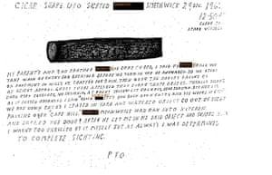 UFOs: MoD UFO files revealed