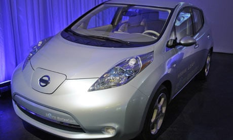 Nissan Leaf Electric Car To Cost 28350 10000 More Than Rivals