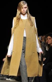 Alexander Wang at New York fashion week