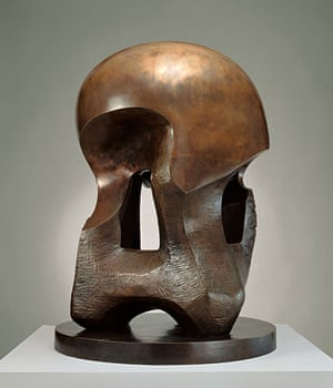 Henry Moore: Henry Moore, Atom Piece (Working Model for Nuclear Energy) 1964-5