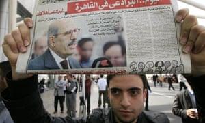 ElBaradei returns to Egypt