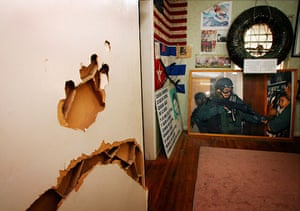 Elian Timeline: The door was kicked in at the room of Elian Gonzalez in his Miami home