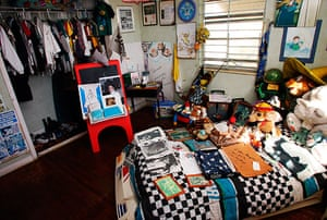 Elian Timeline: Elian's room at the family home, where Elian stayed